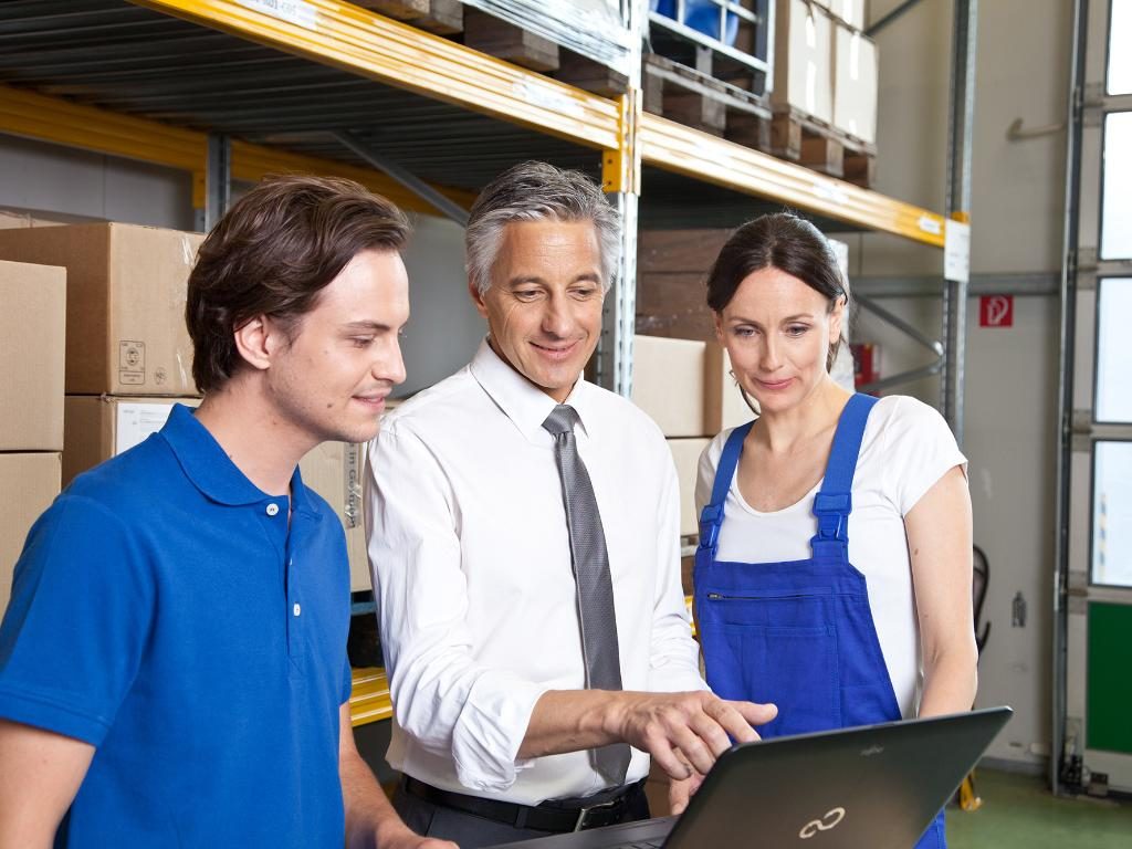 Material management training and inventory management training | TÜV Rheinland