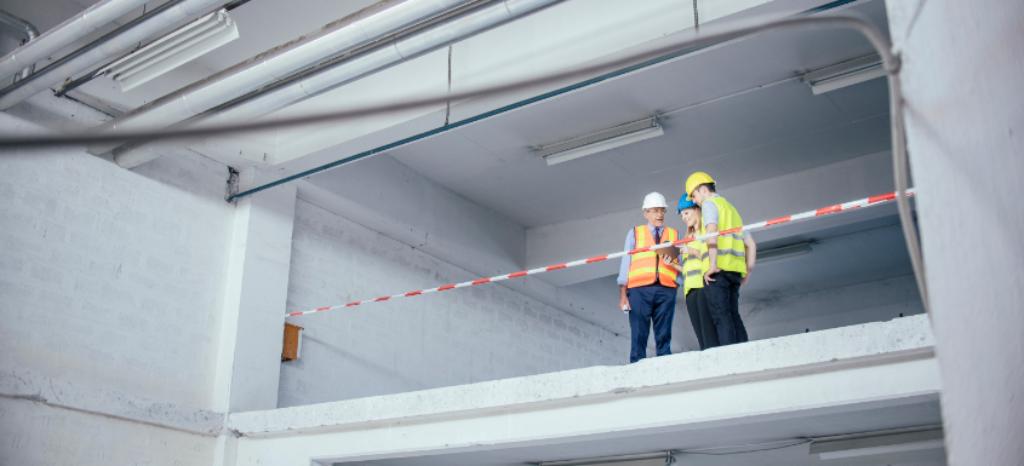 Construction Site Safety Training | HU | TÜV Rheinland