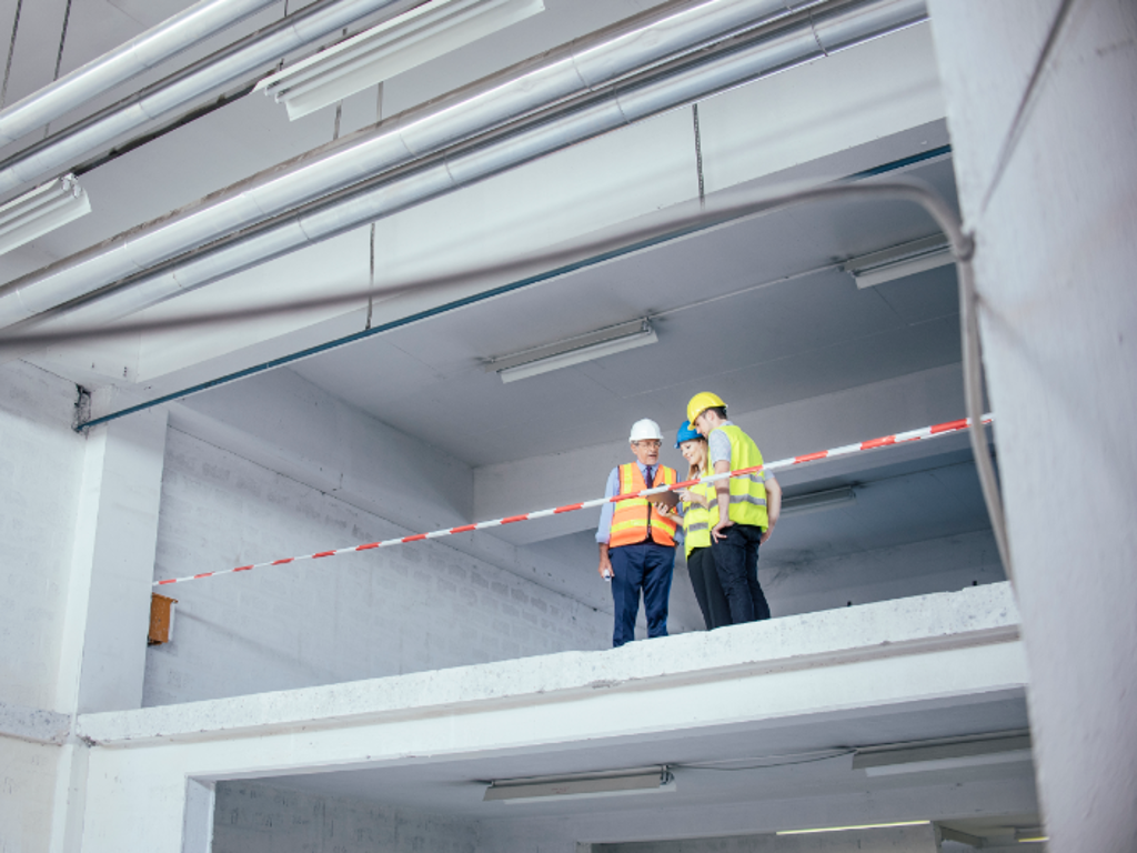 Construction Site Safety Courses | TÜV Rheinland