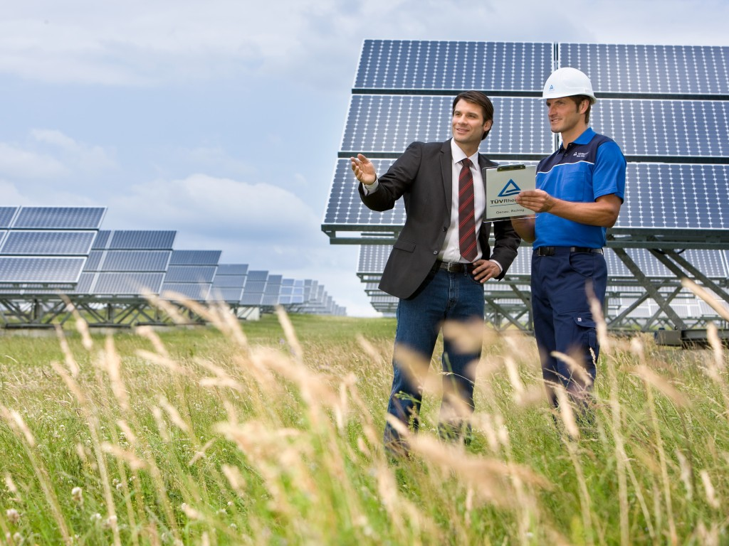 Solar Energy Training | TÜV Rheinland