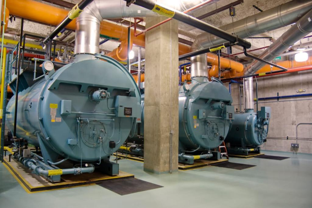 Steam Boilers: Production and Operation
