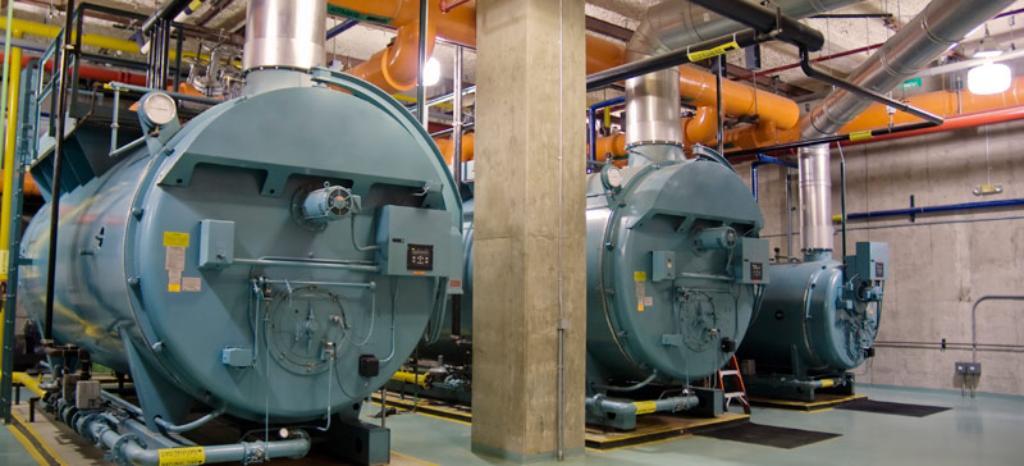 Herstellung und Betrieb von Dampfkesseln | DE | TÜV Rheinland