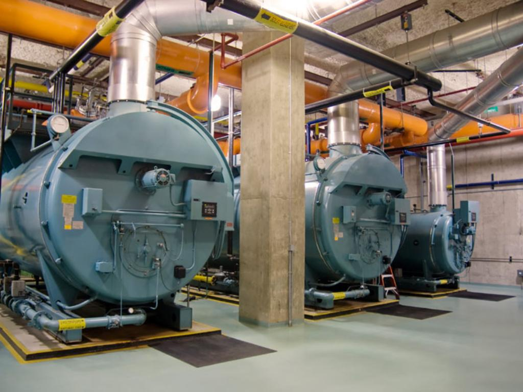 Production and Operation of Steam Boilers