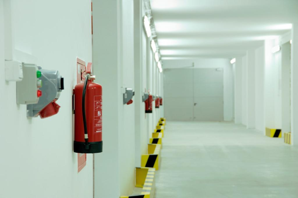 Fire Detection, Alarm and Extinguishing Systems