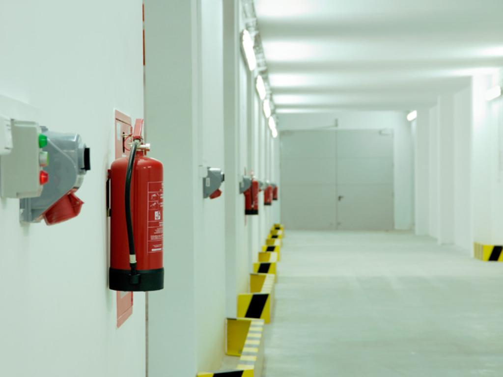 Testing and inspection of fire alarm and extinguishing systems
