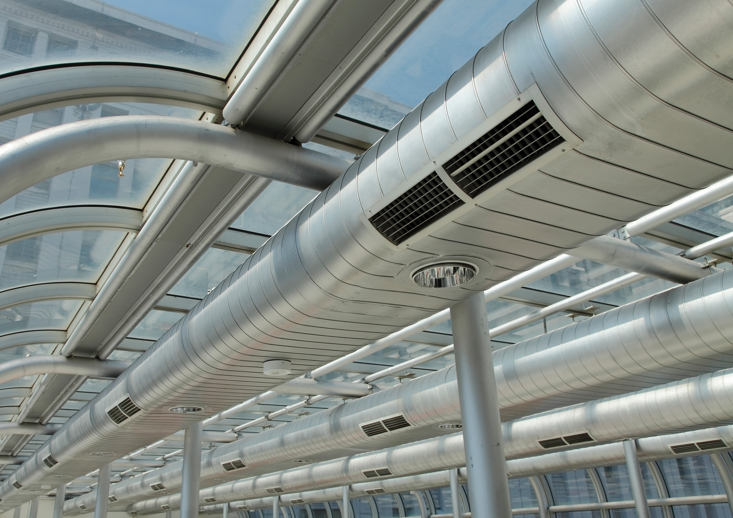 Ventilation Systems Ducting : Hvac system testing and inspection in tÜv rheinland