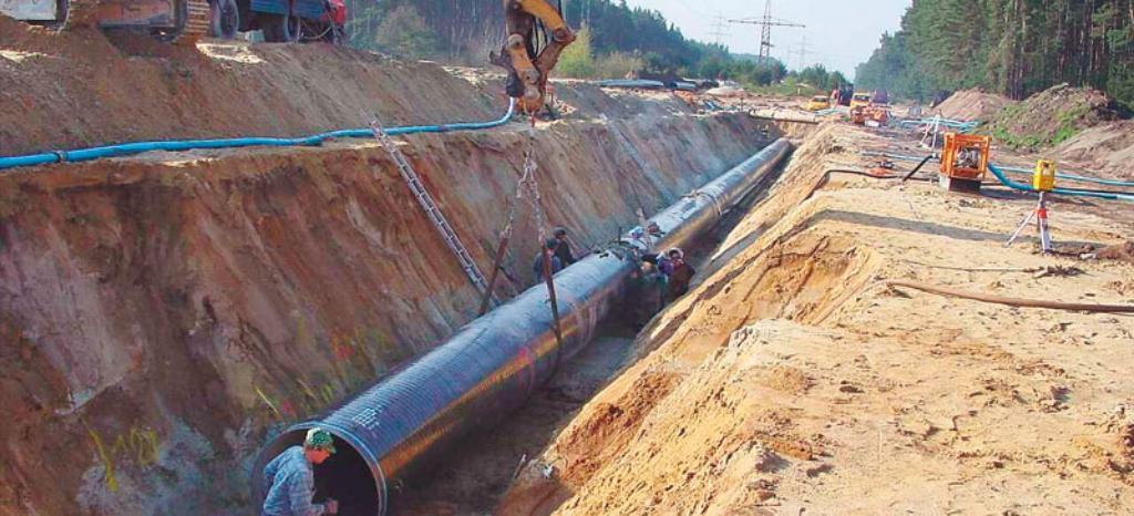 Underground Utility Pipes : Sewers and underground piping tn tÜv rheinland