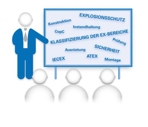 Explosionsschutz-Schulung | DE | TÜV Rheinland