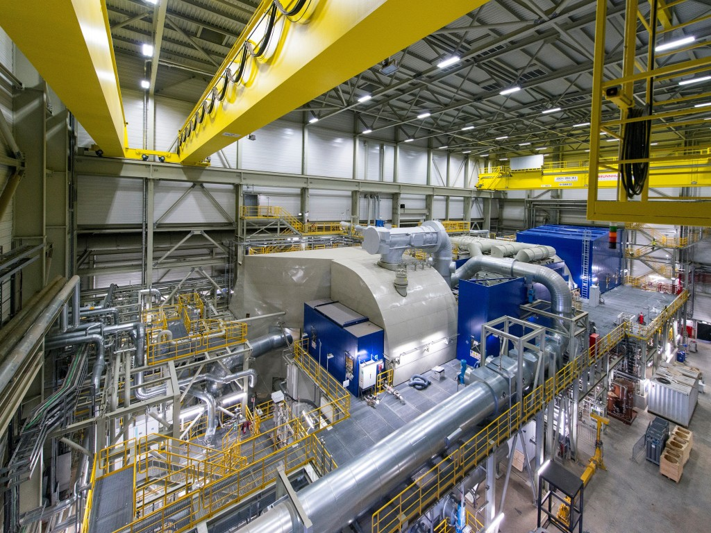 Turbo generator testing, auditing and inspection by TÜV Rheinland