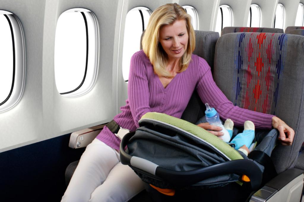 Aviation: Transporting Children on Airplanes