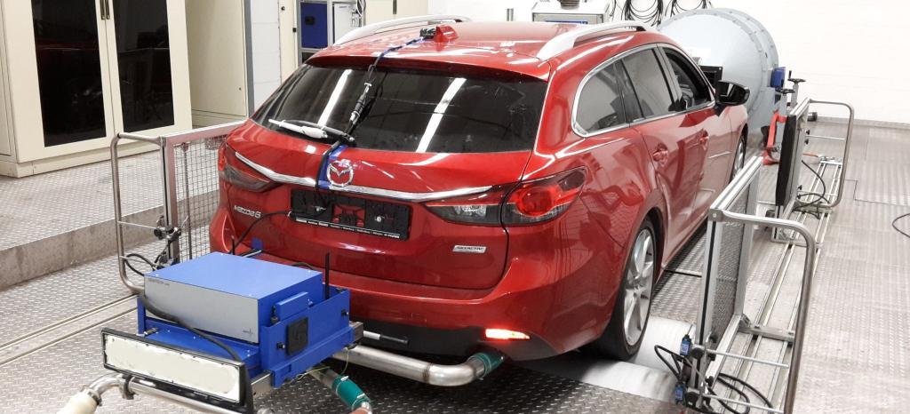Vehicle Emissions Testing | MY | TÜV Rheinland