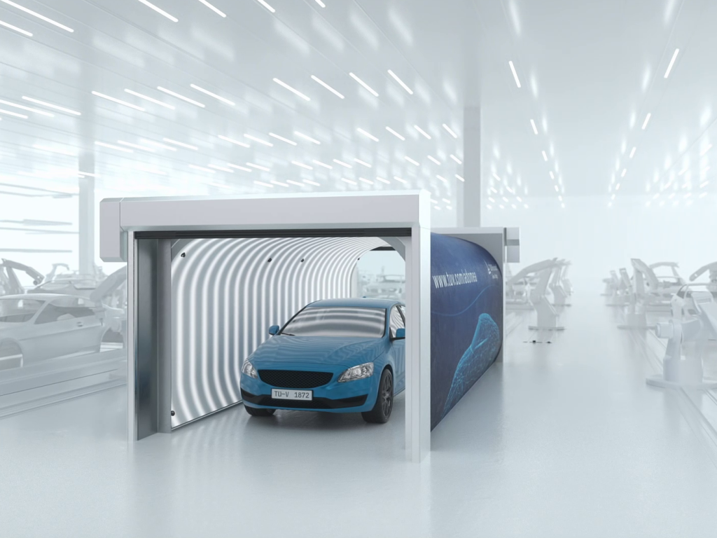 Automated reporting of vehicle condition for OEMs | TÜV Rheinland