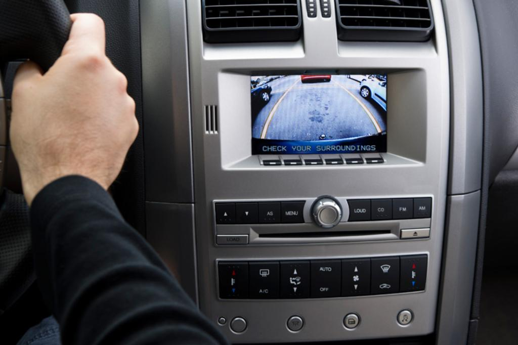 Kamera-Monitor-Systeme im Automotive-Bereich