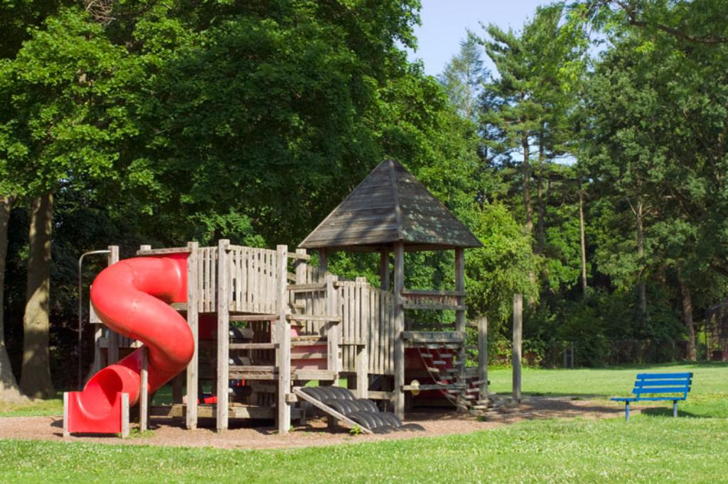 Playgrounds and Playground Equipment