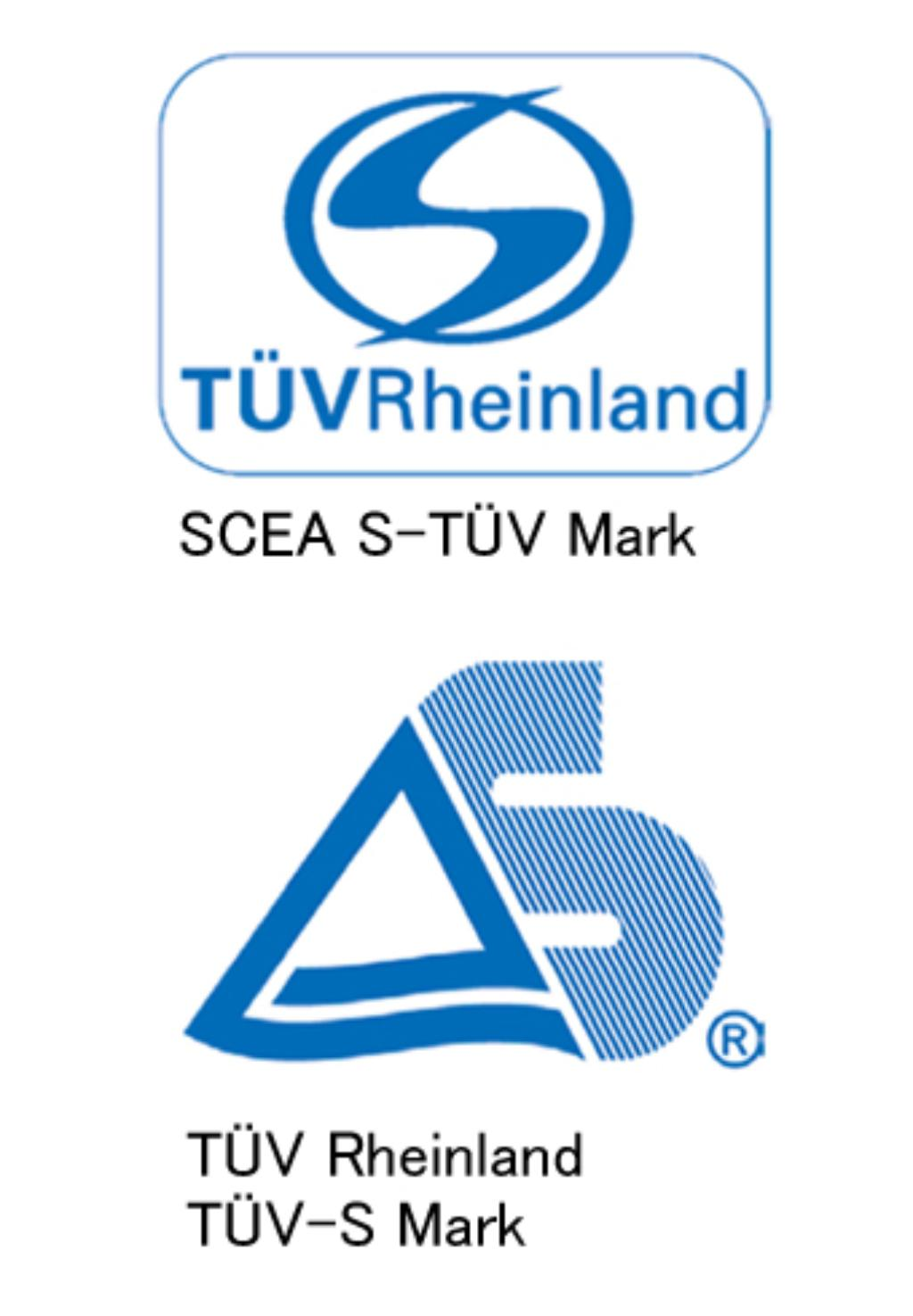 Pse denan and s mark certification for japan jp tv rheinland s mark safety mark xflitez Images