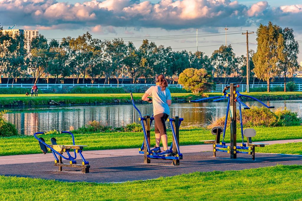 Outdoor Fitness Equipment Certification