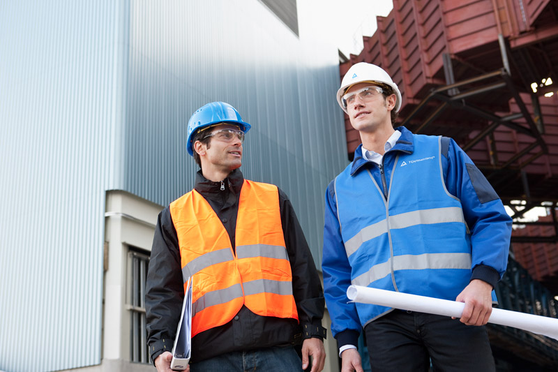 Risk Assessments and Quality Assurance Plans in Construction