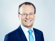 Dr.-Ing. Michael Fübi, Chairman of the Executive Board of Management of TÜV Rheinland AG