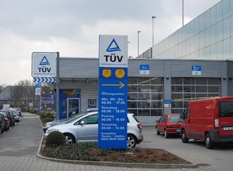 TÜV Rheinland Prüfstelle Mönchengladbach-Hermges | de ...