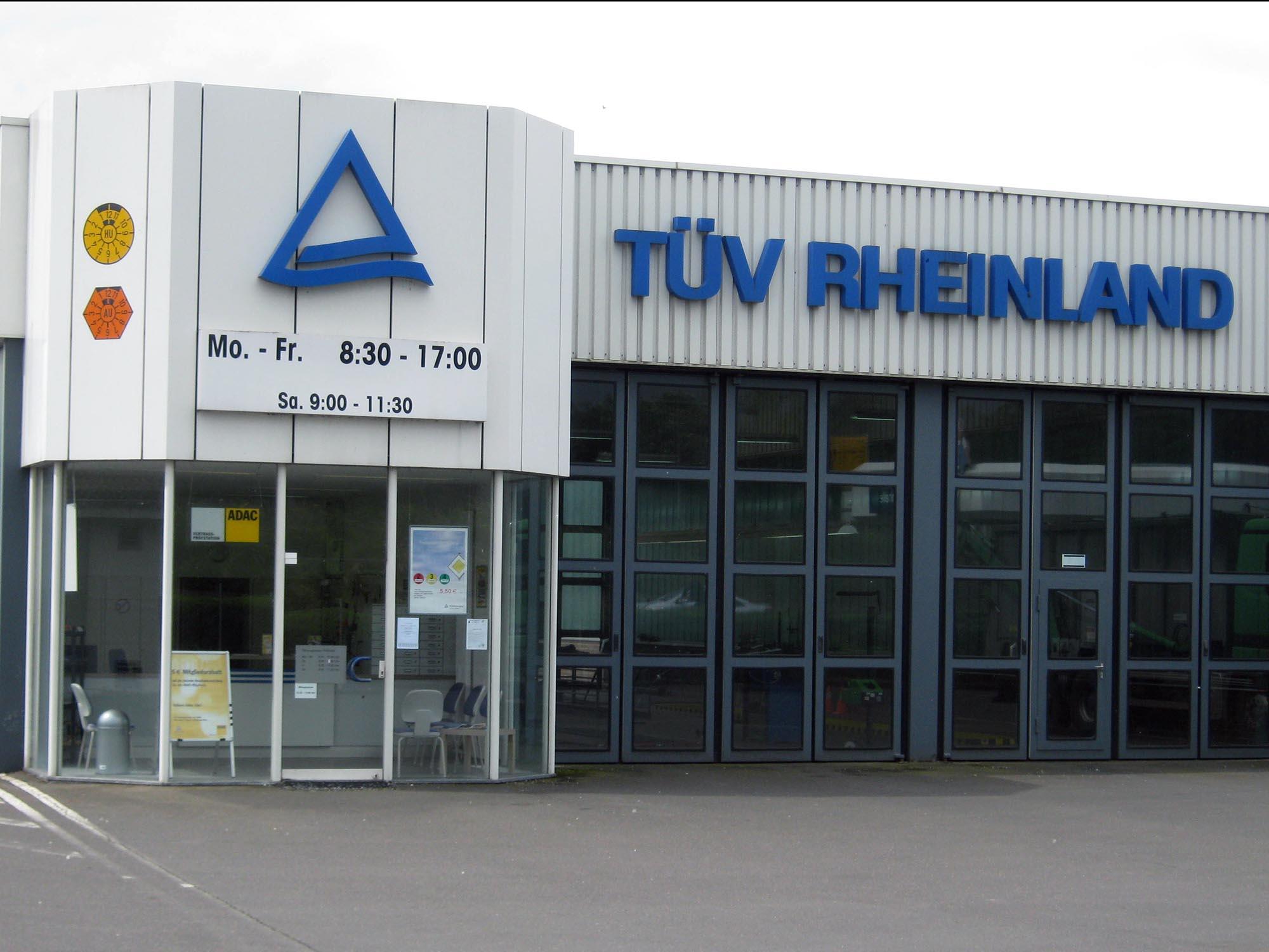 TГјv Rheinland Pfalz