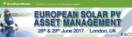 European Solar PV Asset Management Forum